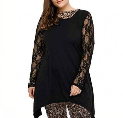 Photo of مدل تونیک برای خانم های چاق و سایز بزرگ در طرح های زیبا
