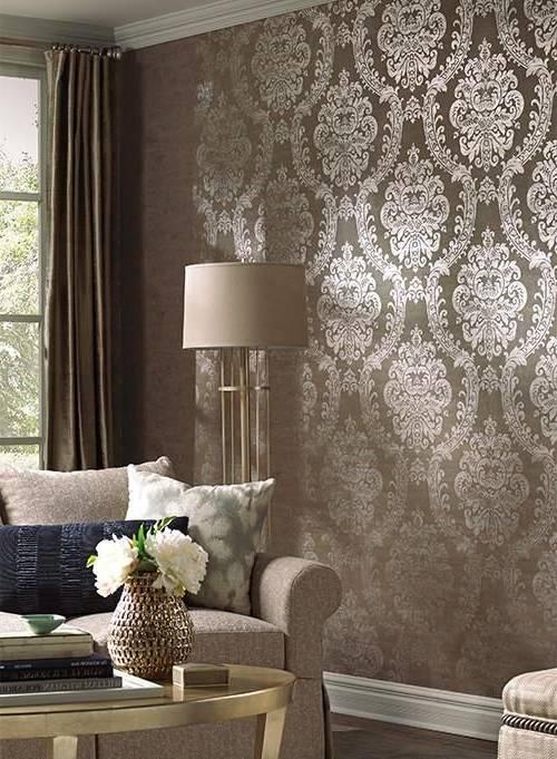 برای منزل من کاغذی دیواری بهتره یا رنگ بهتره؟
