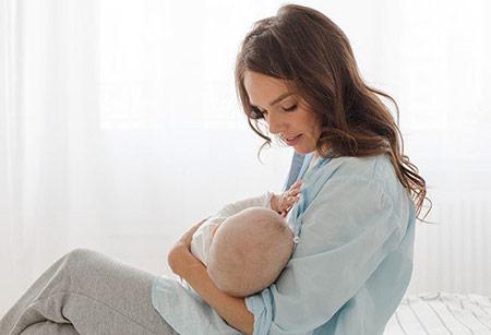 رابطه بین سایز سینه و حجم شیر تولید شده در پستان ها