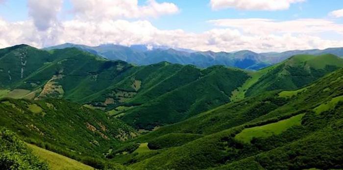 روستای گردشگری اردبیل | معرفی روستای اندبیل اردبیل با قدمت چند هزار ساله