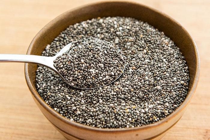 دانه های مغذی برای لاغری