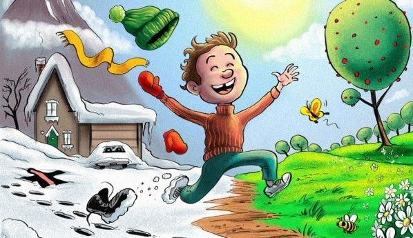 شعر کودکانه بهار