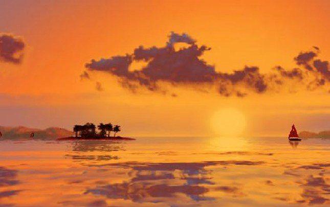 عکس پروفایل غروب خورشید | عکس های طلوع خورشید | طلوع و غروب خورشید