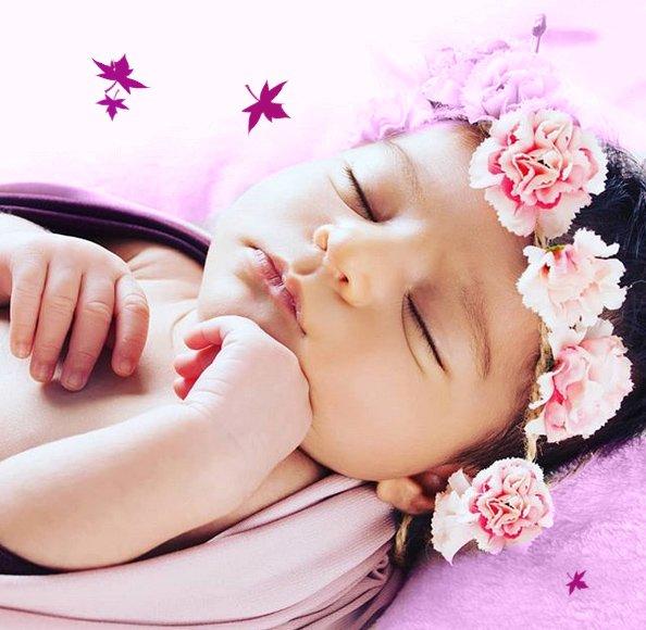 عکس پروفایل انتظار نوزاد