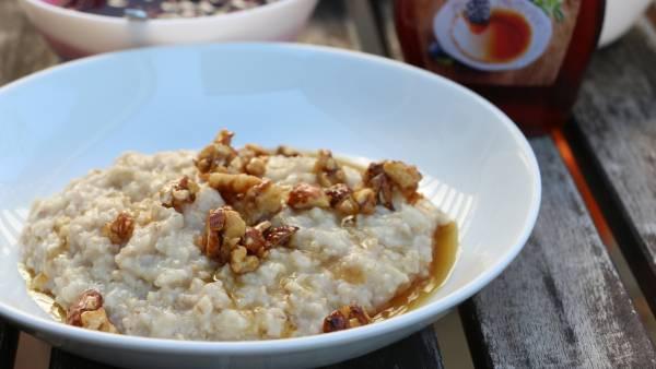 پودینگ برنج
