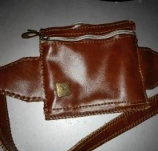 دوخت کیف کمری