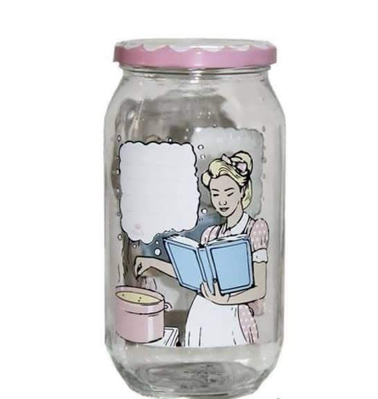 آموزش نقاشی کردن روی شیشه مربا و ترشی با طرح ها ساده و آسان