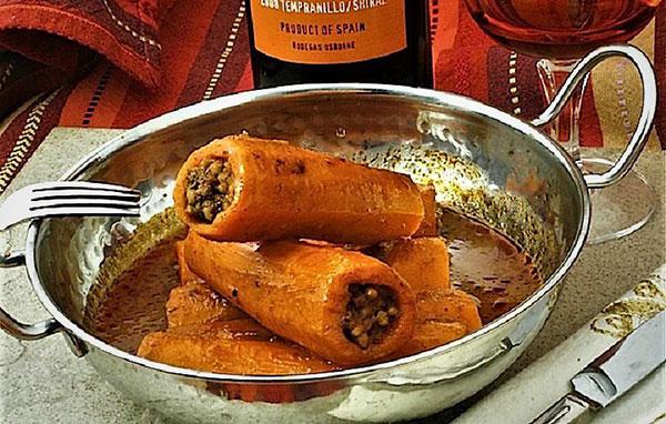 Photo of دلمه هویج ؛ طرز تهیه دلمه هویج غذای خوشمزه، ساده و ارزان