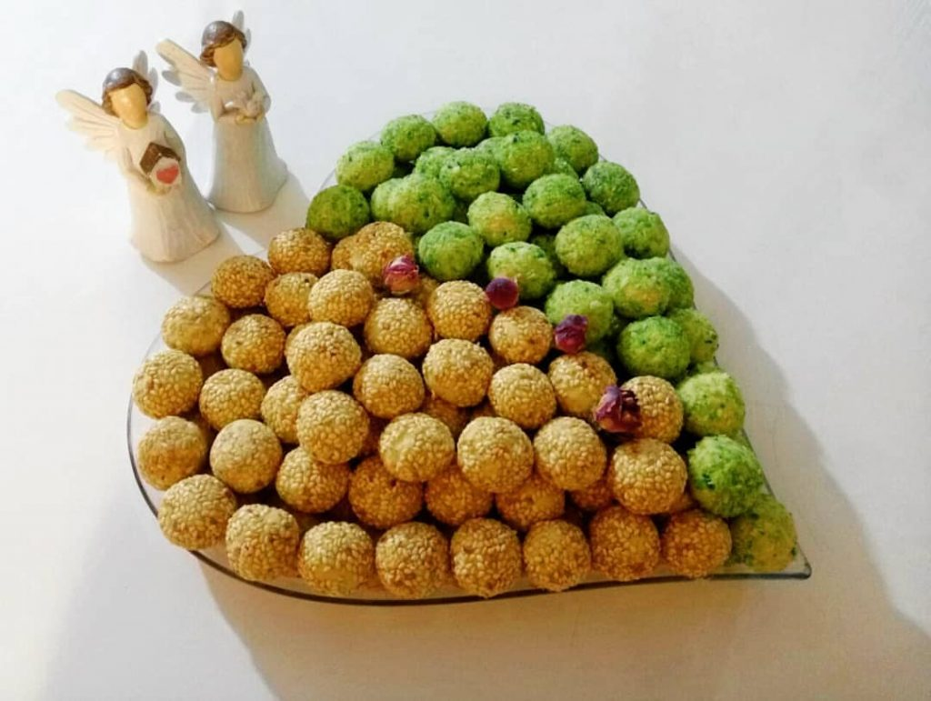 شیرینی قیطونی