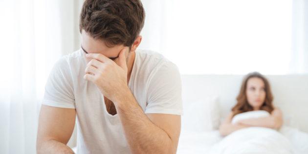 غمگینی بعد از رابطه جنسی