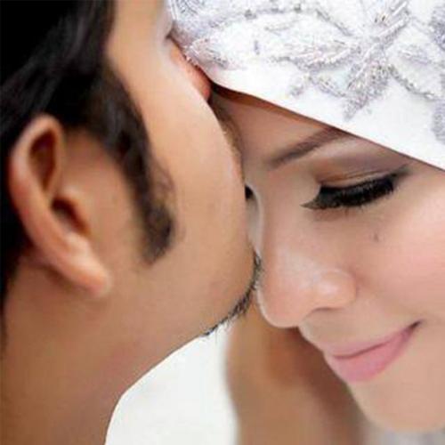 بوسیدن در ماه رمضان