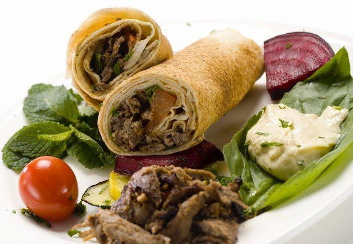 ساندویچ شاورما