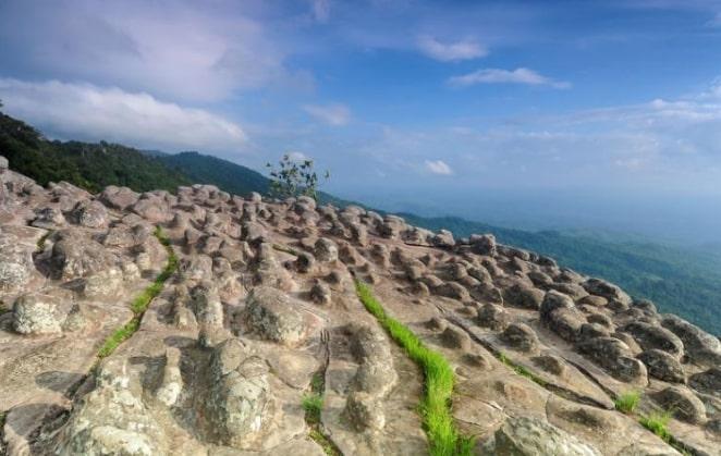 جاذبه های طبیعی تایلند