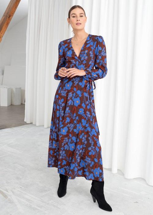 مدل تونیک ریون گلدار