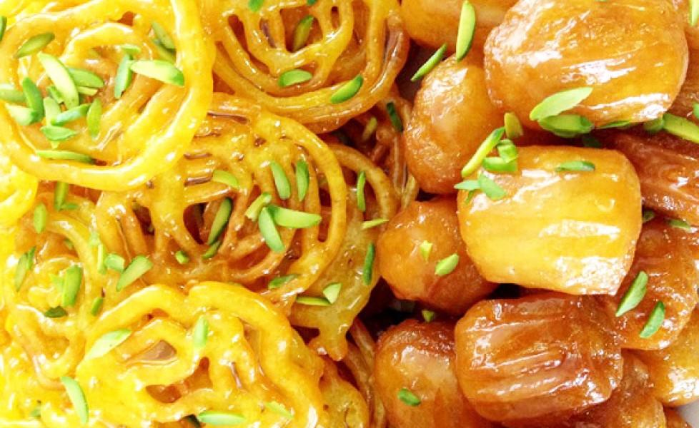 زولبیا ماه رمضان