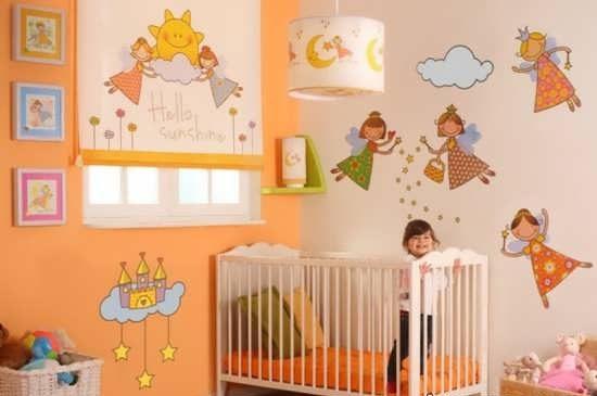 Photo of تزیین اتاق نوزاد | اتاق نوزاد شیک | ایده برای تزیین اتاق نوزاد و چیدمان آن