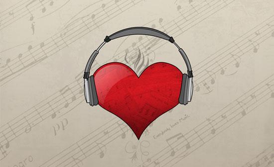 عکس ساز موسیقی برای پروفایل