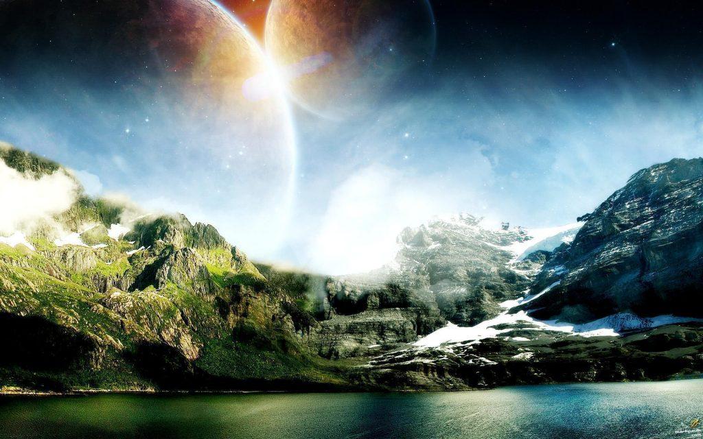 عکس فانتزی طبیعت