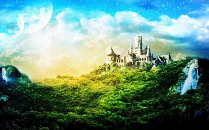 Photo of عکس فانتزی طبیعت | عکس های بسیار زیبا و هنری از کوه و جنگل