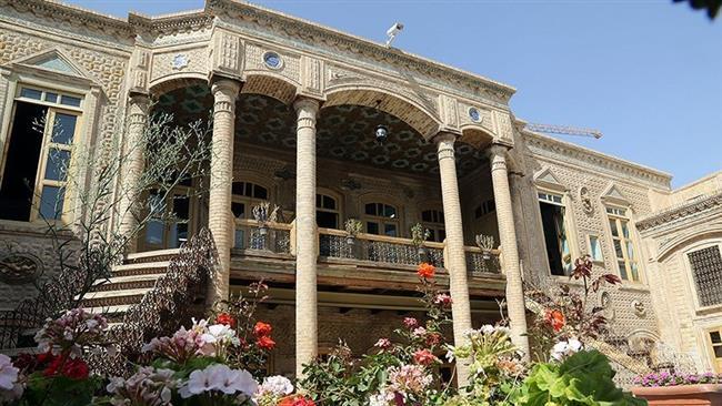 مکان تاریخی مشهد | نگاهی به خانه داروغه مشهد با معماری زیبا