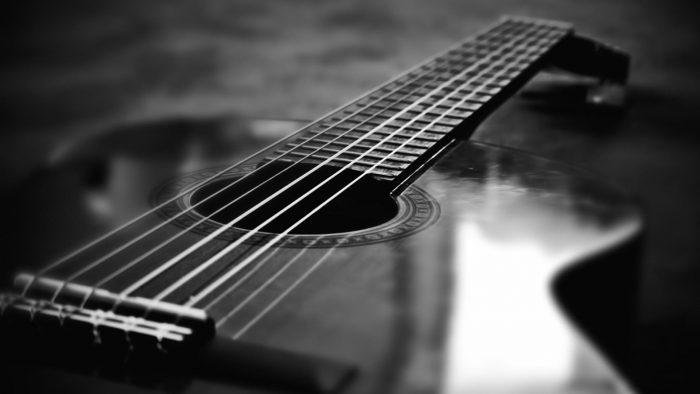 عکس گیتار برای پروفایل