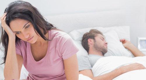 لذت نبردن از رابطه جنسی