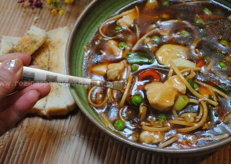 سوپ چینی