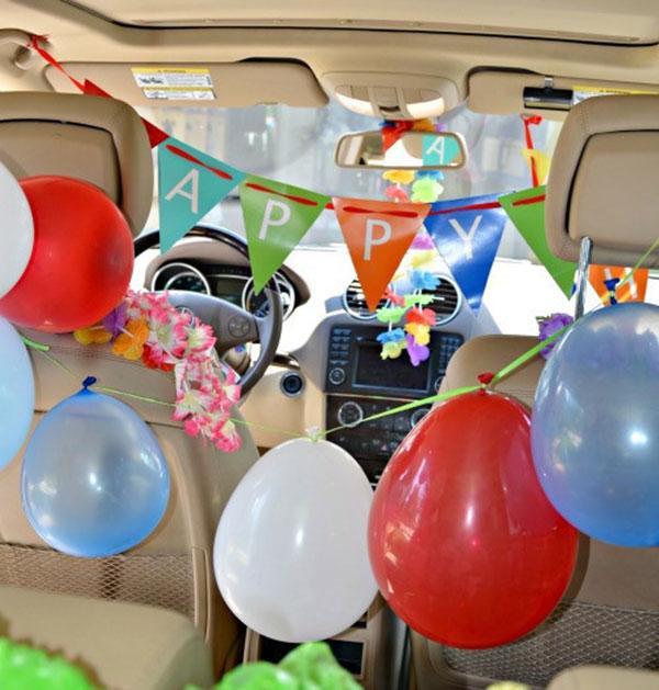 سوپرایز کردن روز تولد
