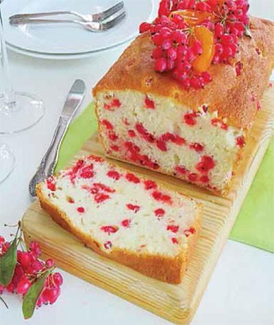 کیک زرشک | آموزش طرز تهیه کیک زرشک خوشمزه در منزل