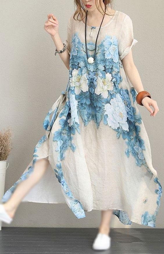 مدل پیراهن گلدار