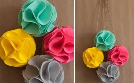 گلسازی با پارچه