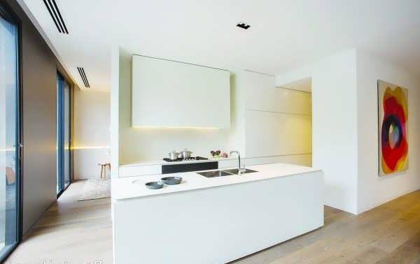 نورپردازِی آشپزخانه