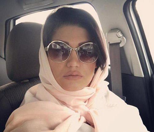 بیوگرافی آرزو رضایی + اطلاعات زندگی شخصی و عکسهای آرزو رضایی و همسرش