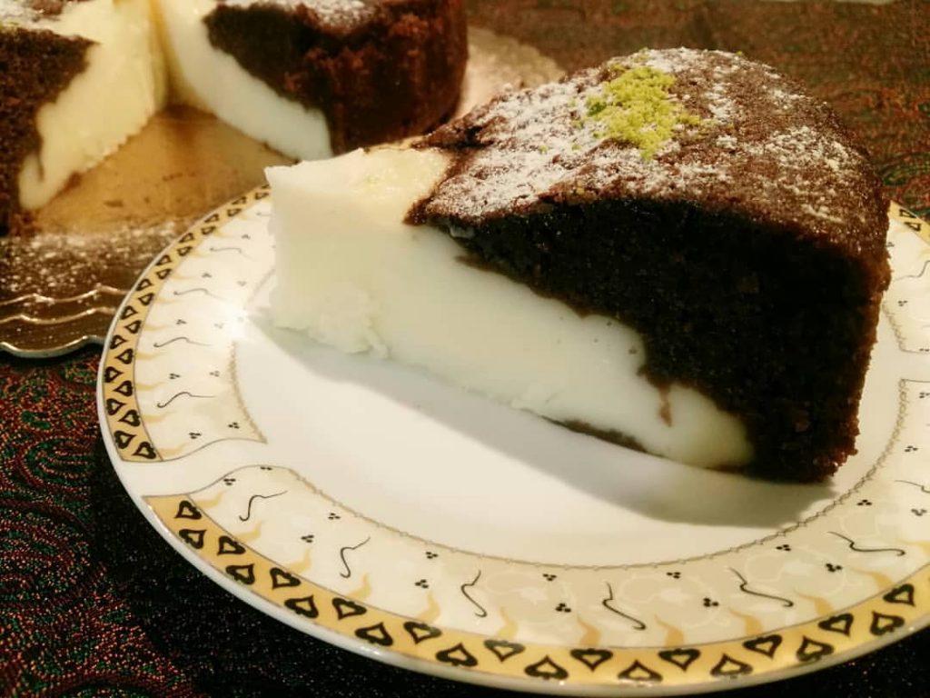 آموزش طرز تهیه کیک ماگما بسیار خوشمزه در منزل