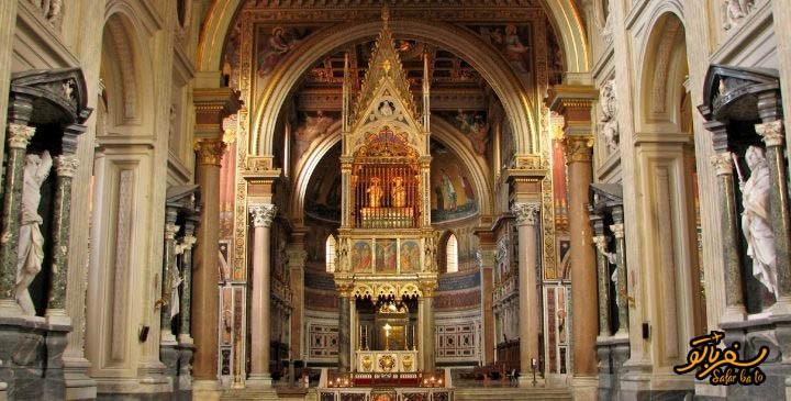 کلیسای سنت جان لاتران در تورهای لحظه آخری