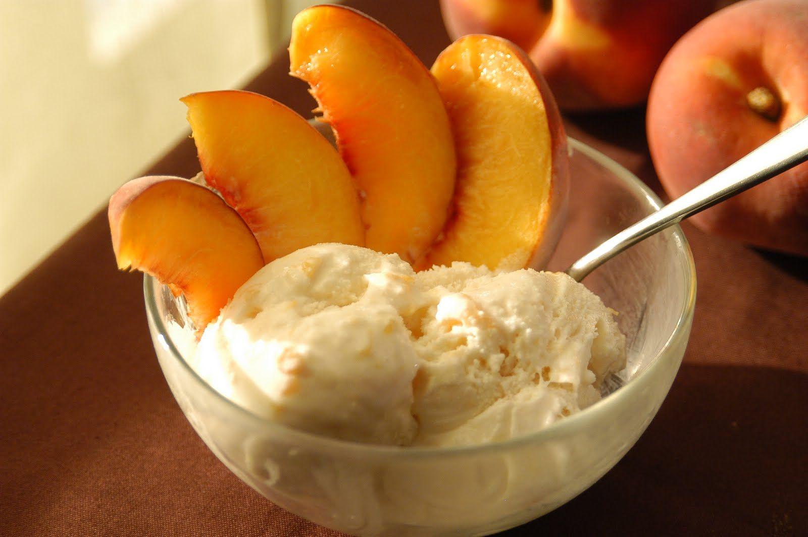Photo of طرز تهیه بستنی هلو + روش های تهیه بستنی هلو با طعم های مختلف