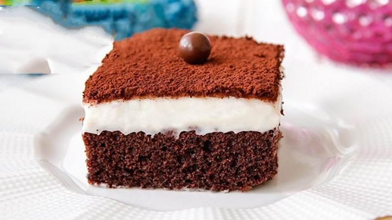 طرز تهیه کیک پیانو خوشمزه کیک خیس بسیار پرطرفدار