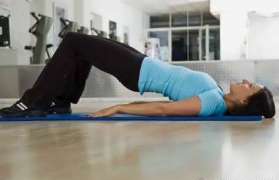 تقویت عضلات کمر