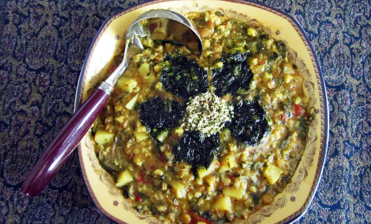 Photo of طرز تهیه آش شله پتله (بلغور) با طعمی عالی و خوشمزه
