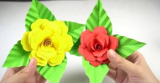 آموزش گلسازی آسان در منزل