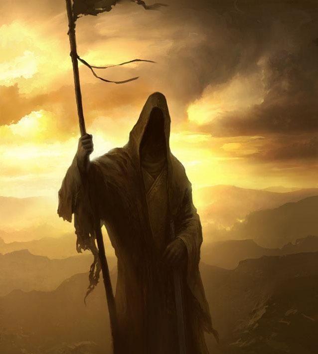 داستان کوتاه زمانی که عزرائیل خندید، گریه کرد و ترسید