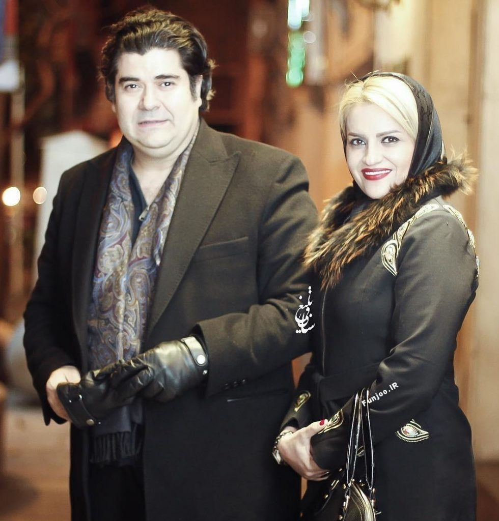 بیوگرافی حریر شریعت زاده همسر سالار عقیلی + عکس های دو نفره و زندگی شخصی و هنری