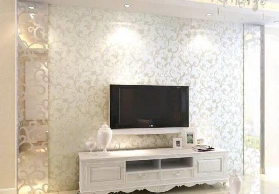 Photo of مدل های شیک کاغذ دیواری سالن پذیرایی برای خانه های مدرن و زیبا