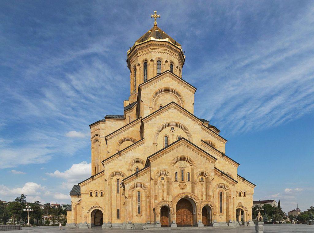 معرفی کلیساهای گرجستان در تورهای لحظه آخری