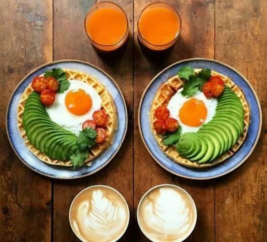 تزیین صبحانه عروس