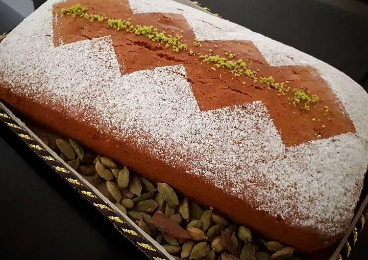 طرز تهیه کیک دارچینی