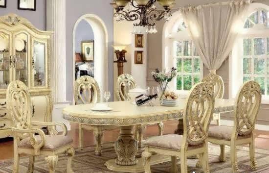 مدل میز ناهارخوری استیل