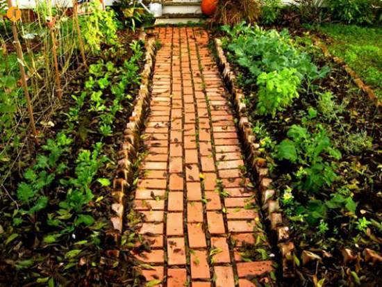 طراحی راهرو باغ | طراحی خلاقانه مسیر باغ