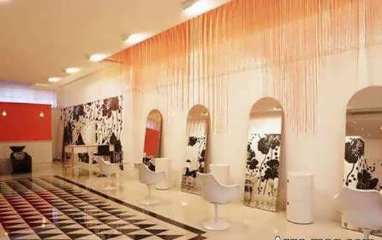 دکوراسیون سالن زیبایی زنانه
