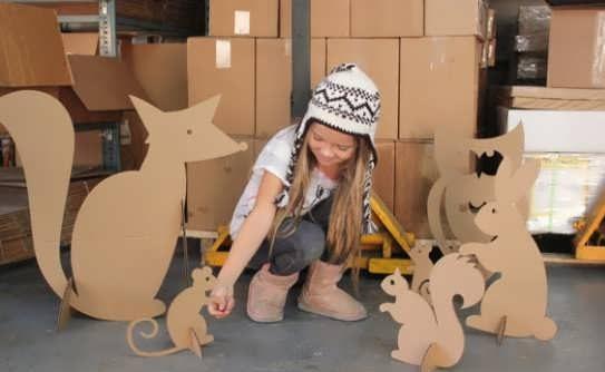 آموزش ساخت کار دستی روباه